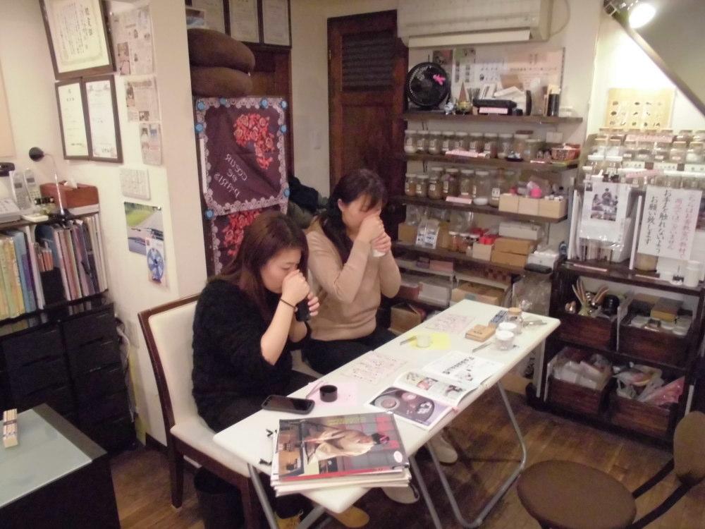 金沢観光体験教室-お香体験教室