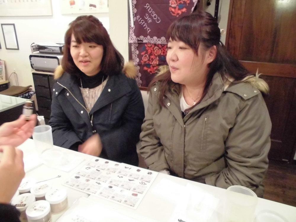 お香体験-金沢観光-手作りお香匂い袋体験教室