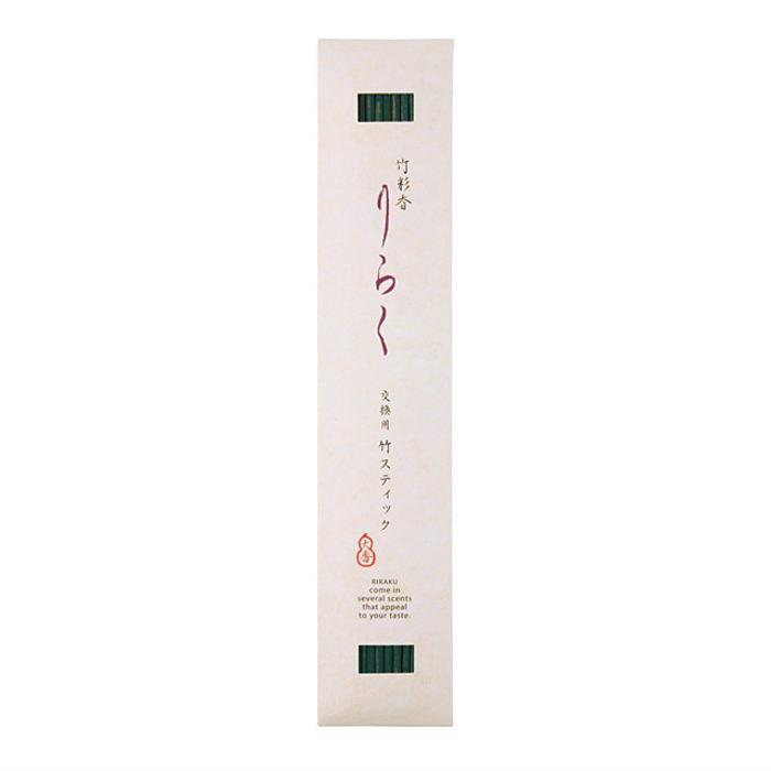 daiko 大香 りらく-交換用竹スティック ひのき