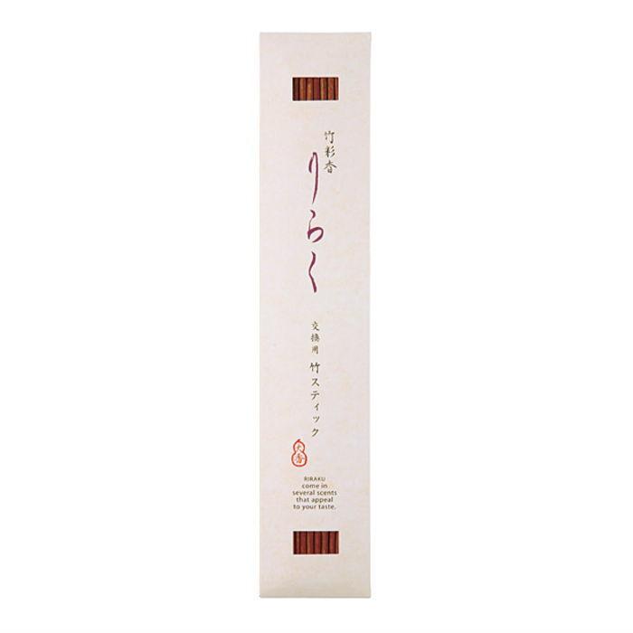 daiko 大香 りらく-交換用竹スティック きんもくせい