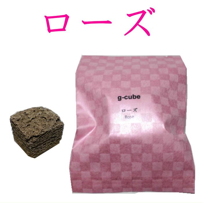 伝統工芸九谷焼 G-CUBE 香箱 ローズ