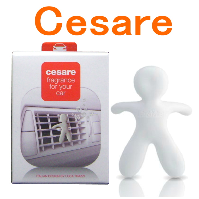 Mr&Mrs CESARE(車用)チェザーレ ミスター&ミセス フレッシュエアーホワイト