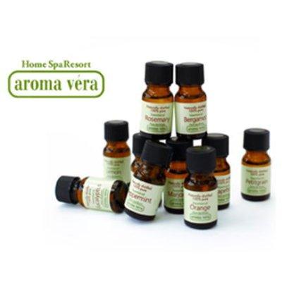 画像1: aroma vera 100% エッセンシャルオイル(精油) (1)