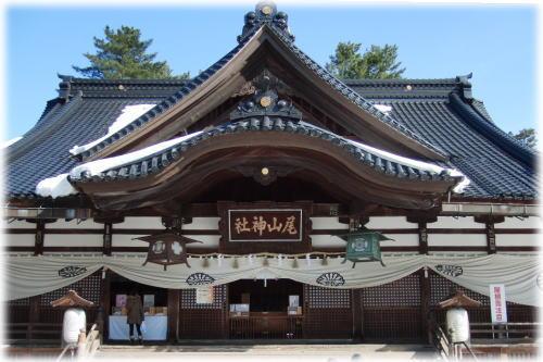 尾山神社 金沢市