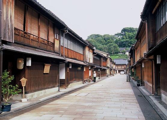 金沢観光 東茶屋街