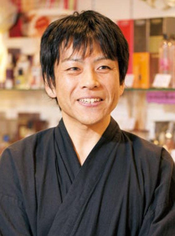 体験教室 薫物屋香楽認定 香司 金沢
