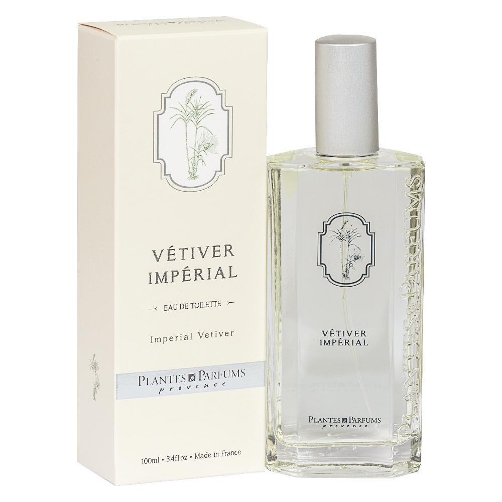 Plantes&Parfums オードトワレ インペリアルベチバー