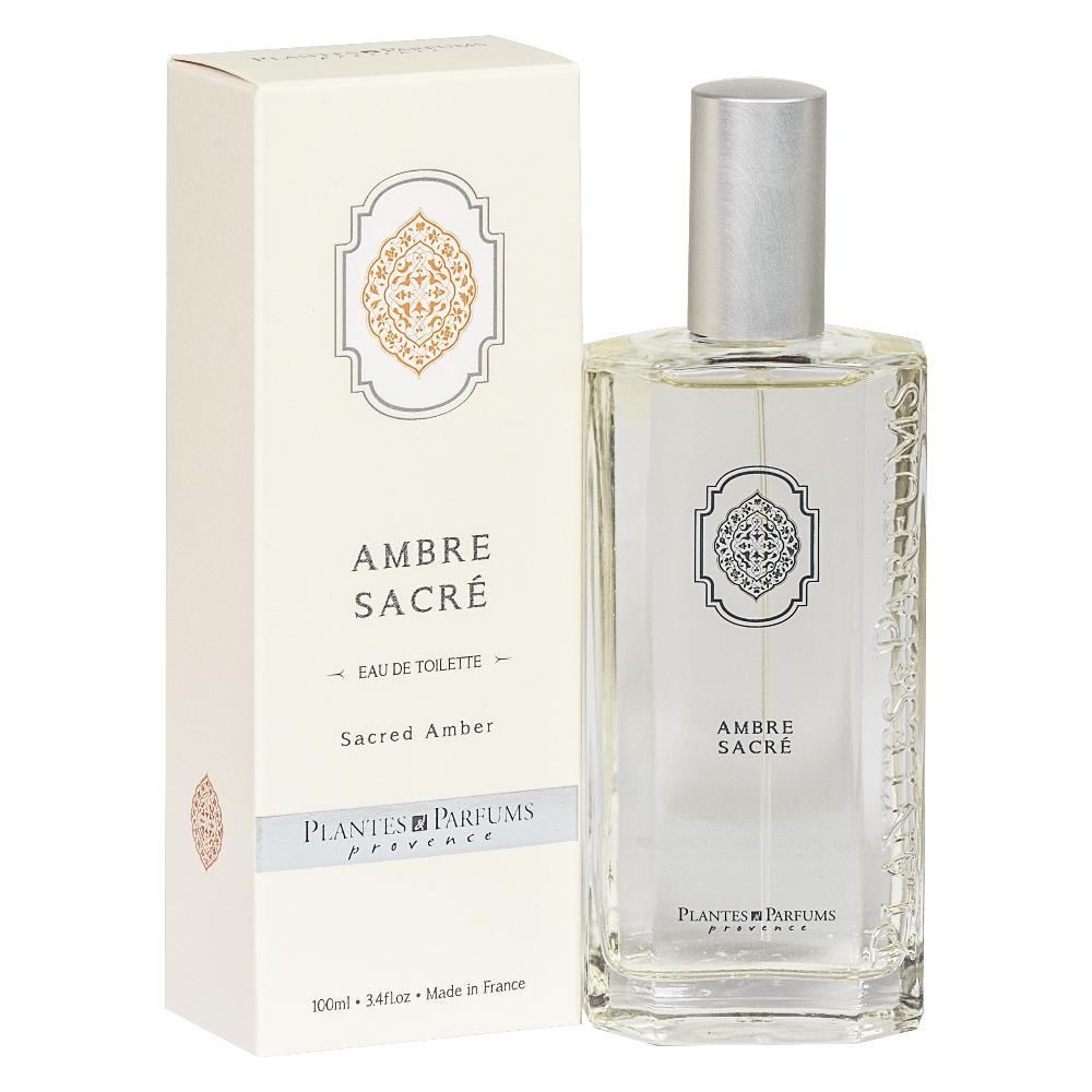 Plantes&Parfums オードトワレ セイクリッドアンバー