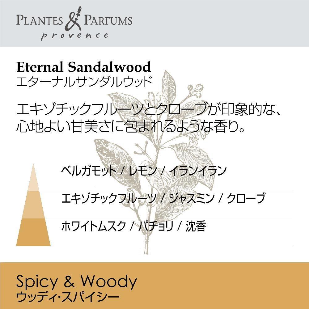 Plantes&Parfums オードトワレ エターナルサンダルウッド