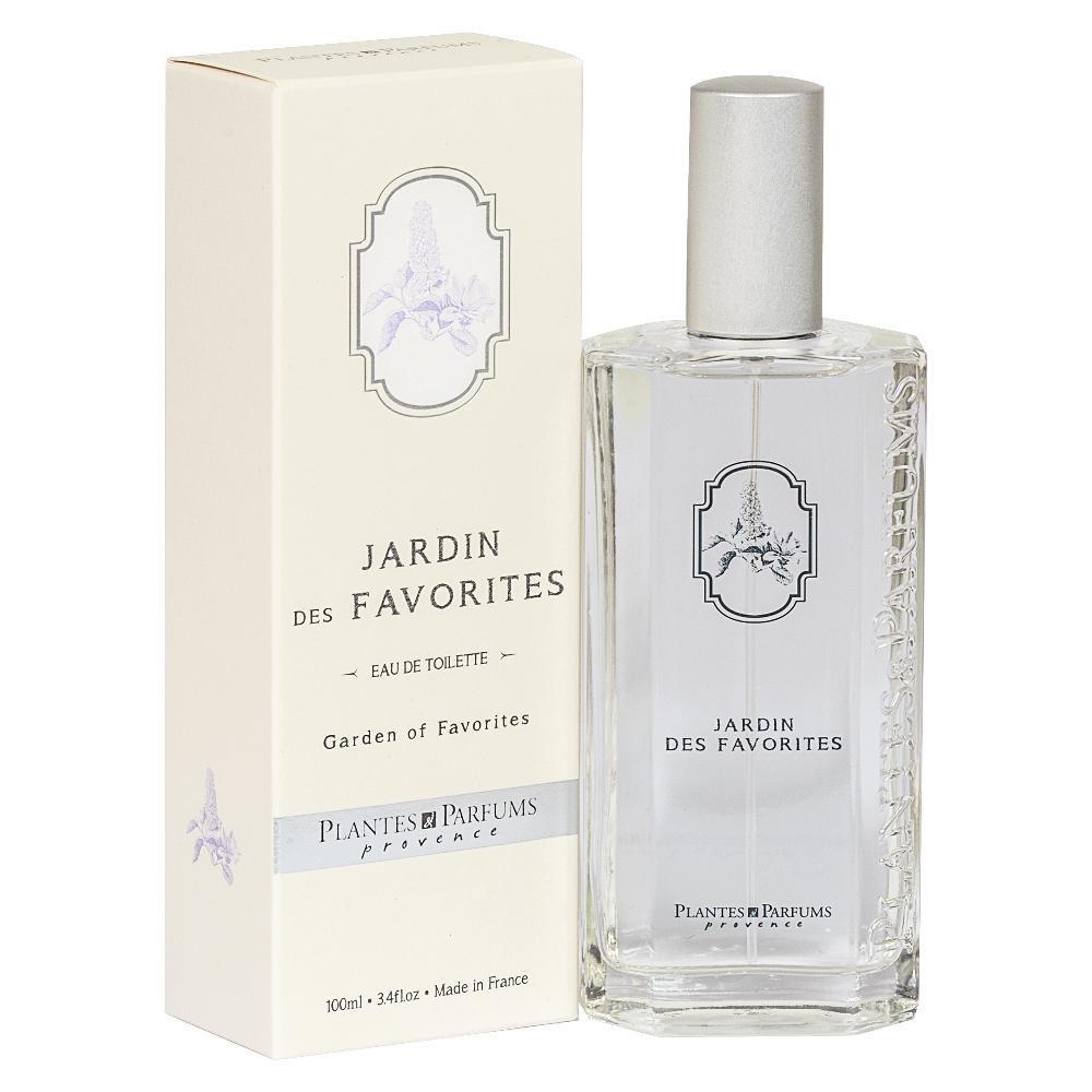 Plantes&Parfums オードトワレ ガーデンオブフェイバリッツ