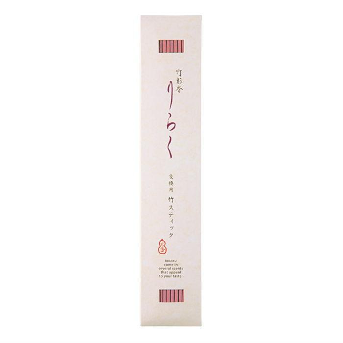 daiko 大香 りらく-交換用竹スティック さくら