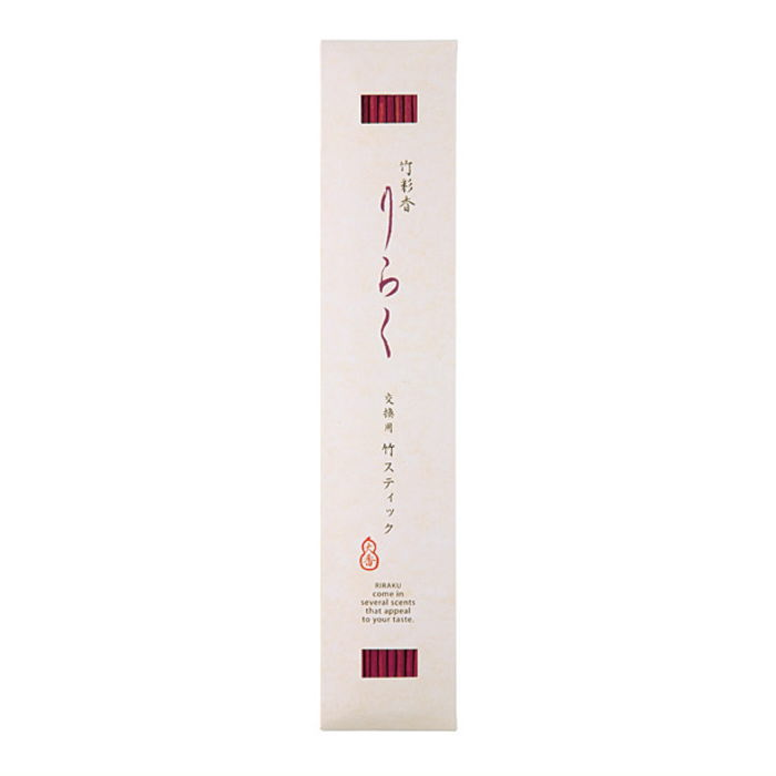 daiko 大香 りらく-交換用竹スティック ばら