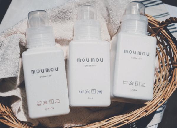 大香 moumou(ムームー) ソフナー 柔軟剤