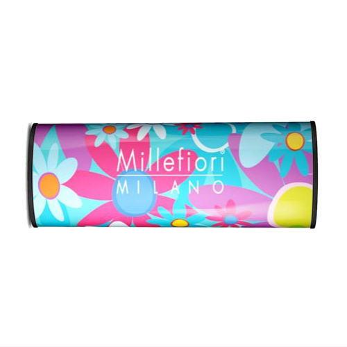 ミッレフィオーリ Millefiori カーエアーフレッシュナー メロディーフラワー