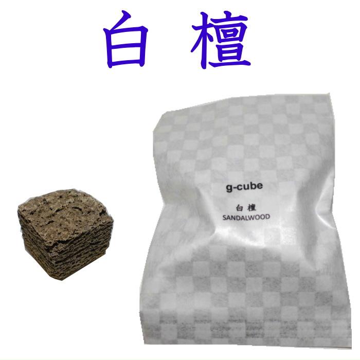 伝統工芸九谷焼 G-CUBE 香箱 白檀