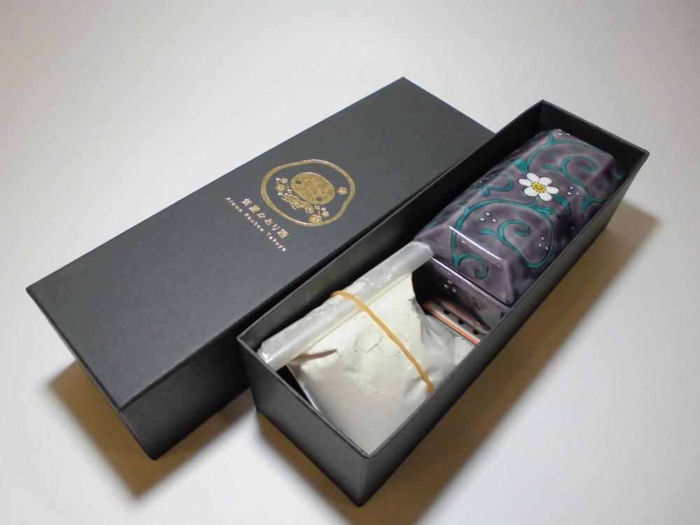 伝統工芸 九谷焼 香炉 製品