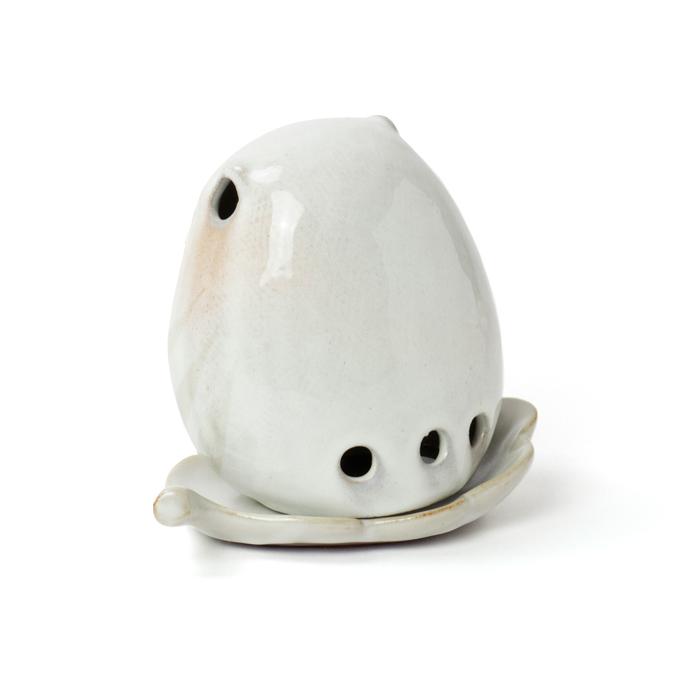 芳輪 堀川 ふくろうを象った香炉のギフトセット